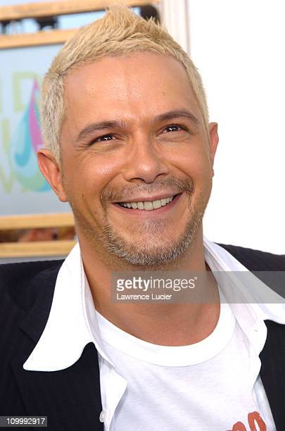 Alejandro Sanz during 2005 MTV Video Music Awards Arrivals at American Airlines Arena in Miami Florida United States