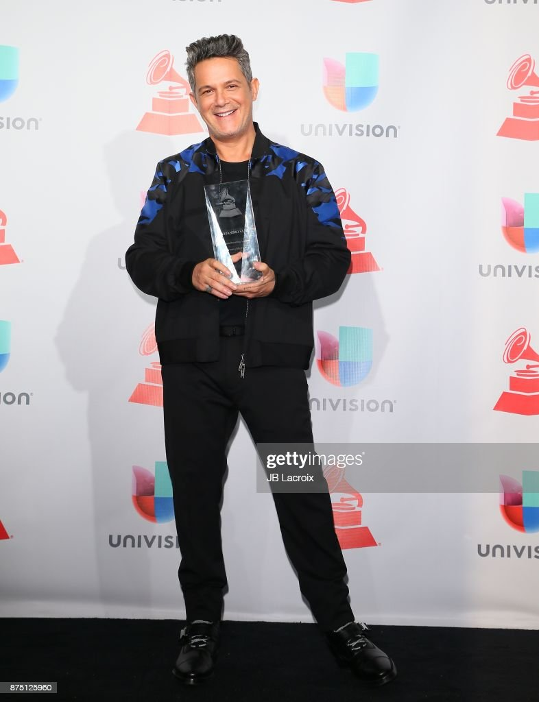 18th Annual Latin Grammy Awards - Press Room