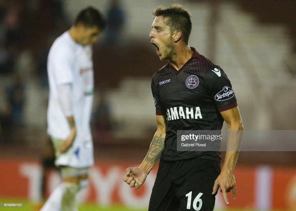 Lanus v Zulia - Copa CONMEBOL Libertadores 2017