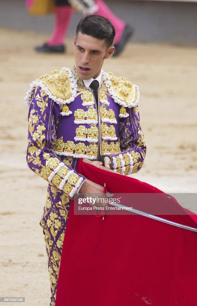 King Felipe Of Spain Attends Bullfights