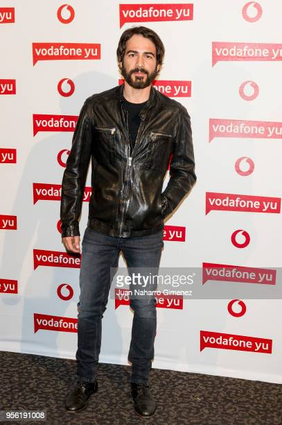 Alejandro Tous attends Pablo Lopez concert at La Riviera on May 8 2018 in Madrid Spain