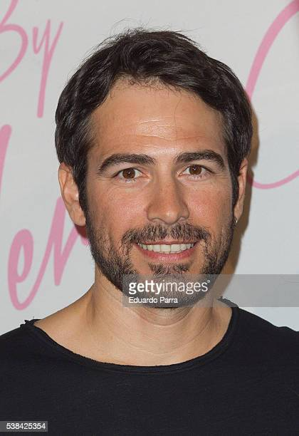 Alejandro Tous attends the ''By Nerea Garmendia' 2nd anniversary party photocall at COAM on June 6 2016 in Madrid Spain