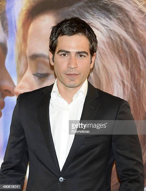 Alejandro Tous attends the 'Por Un Punado de Besos' premiere at Callao Cinema on May 14 2014 in Madrid Spain