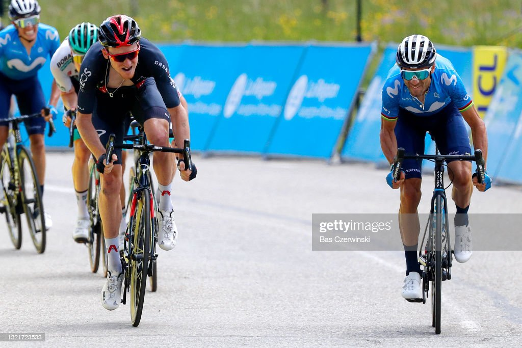 73rd Critérium du Dauphiné 2021 - Stage 6 : ニュース写真