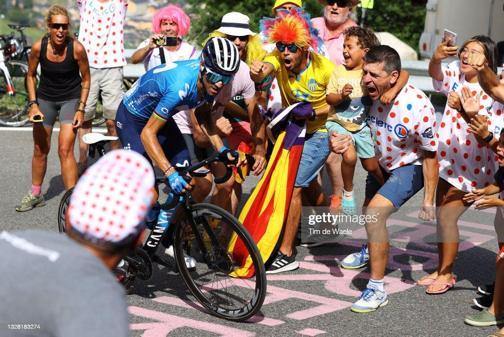 108th Tour de France 2021 - Stage 15 : Nieuwsfoto's