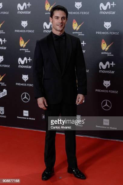 Alejo Sauras attends Feroz Awards 2018 at Magarinos Complex on January 22 2018 in Madrid Spain