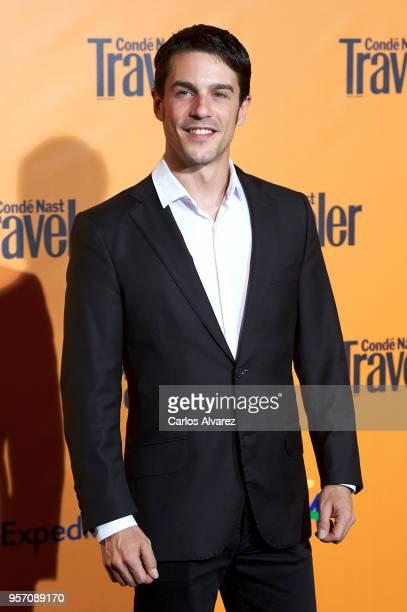Alejo Sauras attends the 2018 Conde Nast Traveler awards ceremony at Casino de Madrid on May 10 2018 in Madrid Spain