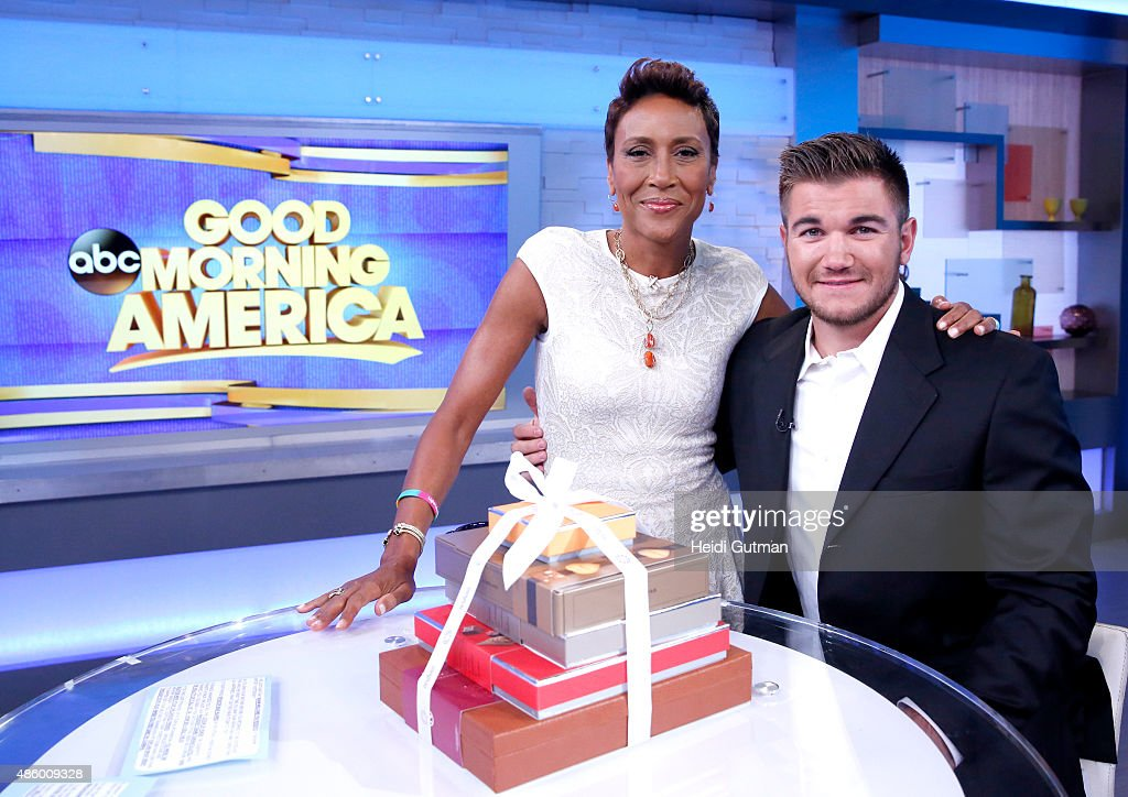 "ABC's ""Good Morning America"" - 2015"