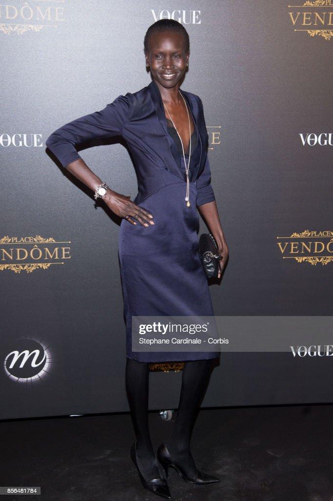 Vogue Party : Photocall - Paris Fashion Week Womenswear S/S 2018