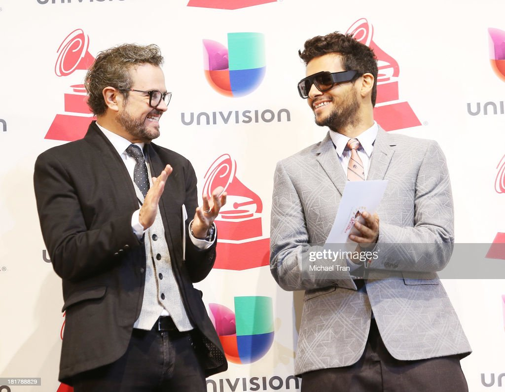 14th Annual Latin GRAMMY Awards - NominationsPress Conference