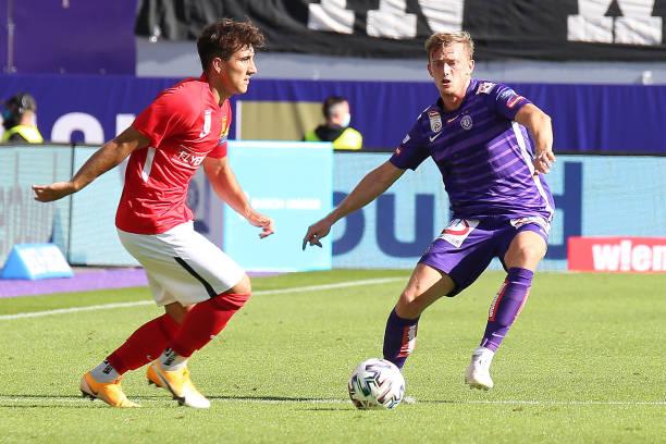 AUT: FK Austria Wien v FC Flyeralarm Admira - tipico Bundesliga