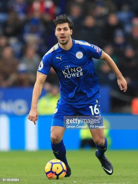Aleksandar Dragovic Leicester City