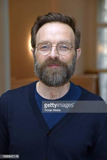 Aleksandar Jovanovic attends the FFF Bavaria reception during the 69th Berlinale International Film Festival on February 8 2019 in Berlin Germany