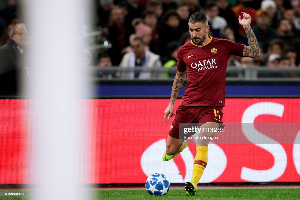 AS Roma v Real Madrid - UEFA Champions League : News Photo