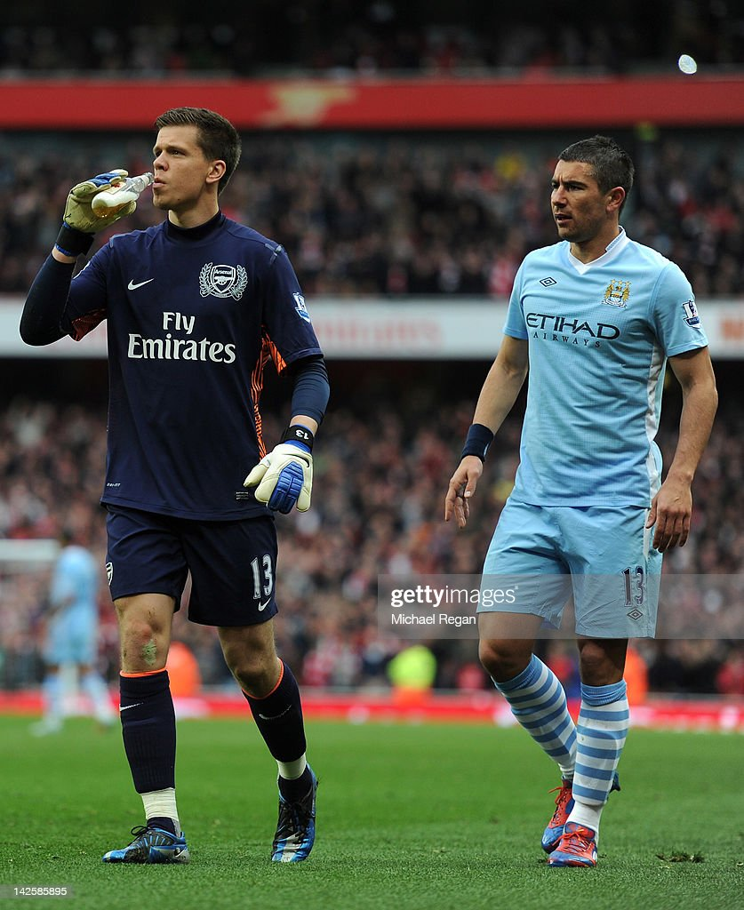 Arsenal v Manchester City - Premier League