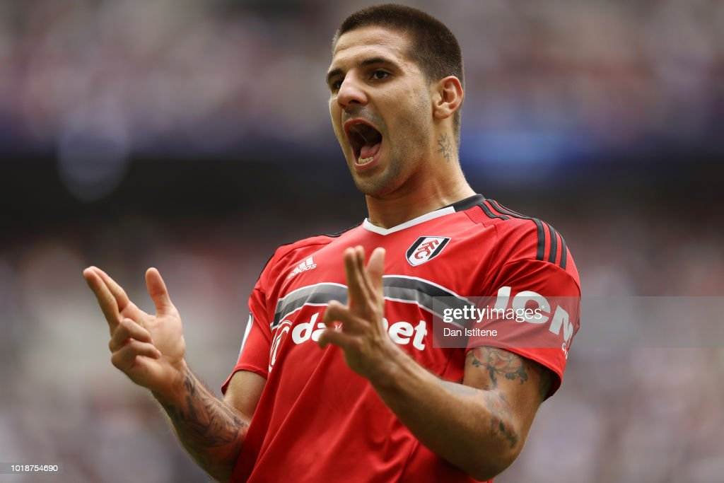 Tottenham Hotspur v Fulham - Premier League