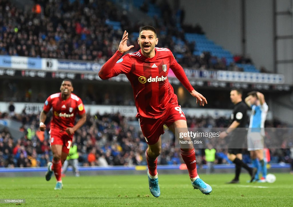 Blackburn Rovers v Fulham - Sky Bet Championship : News Photo