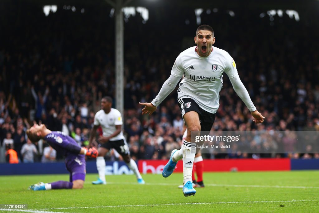 Fulham v Charlton Athletic - Sky Bet Championship : News Photo