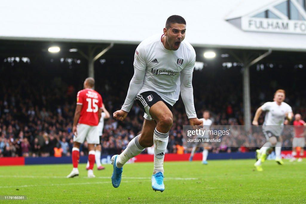 Fulham v Charlton Athletic - Sky Bet Championship : News Photo