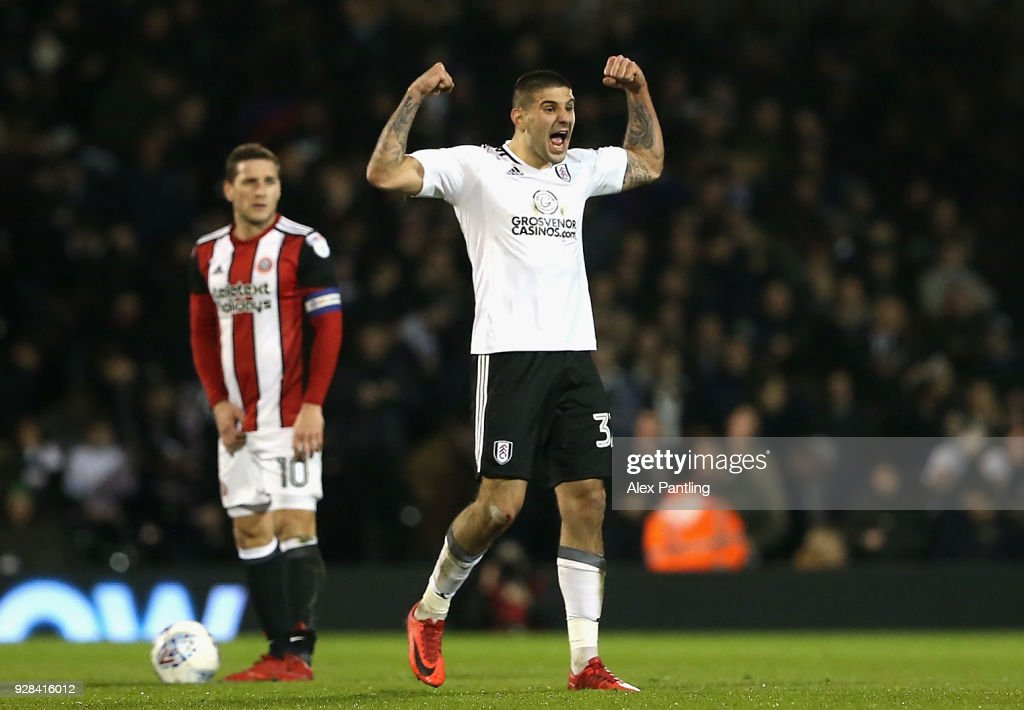 Fulham v Sheffield United - Sky Bet Championship