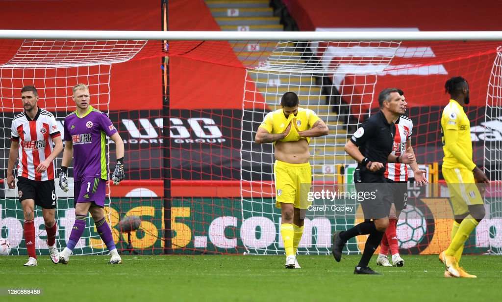 Sheffield United v Fulham - Premier League : News Photo