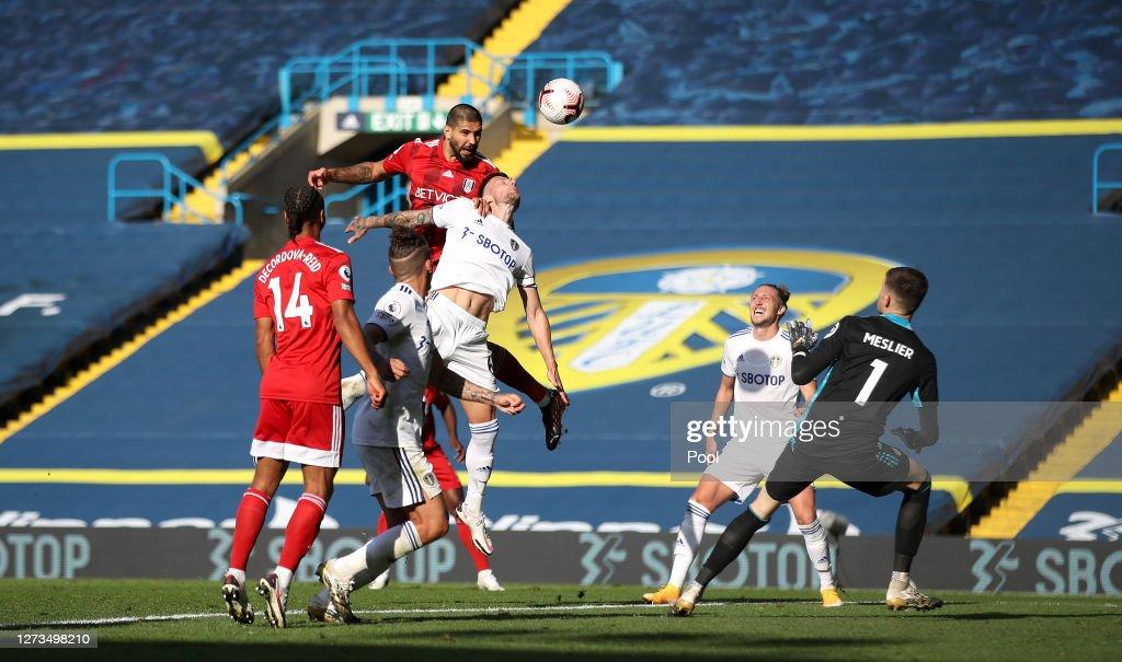 Leeds United v Fulham - Premier League : News Photo