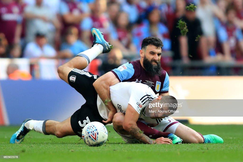 Aston Villa v Fulham - Sky Bet Championship Play Off Final : ニュース写真