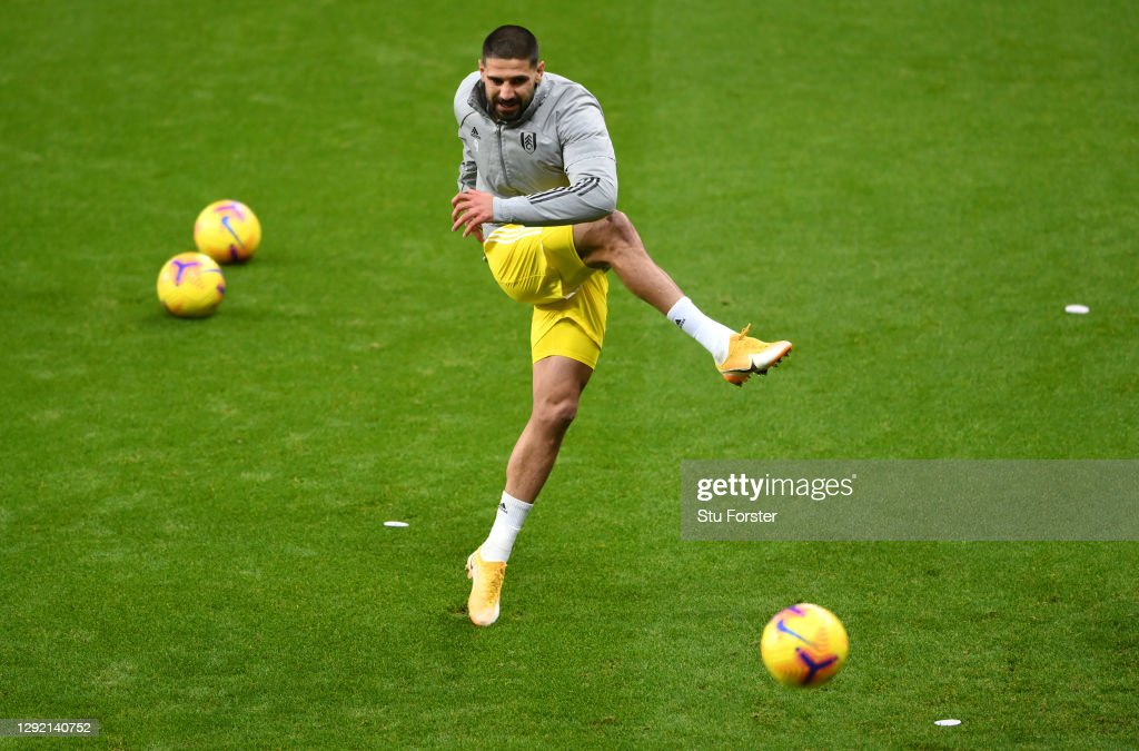 Newcastle United v Fulham - Premier League : News Photo