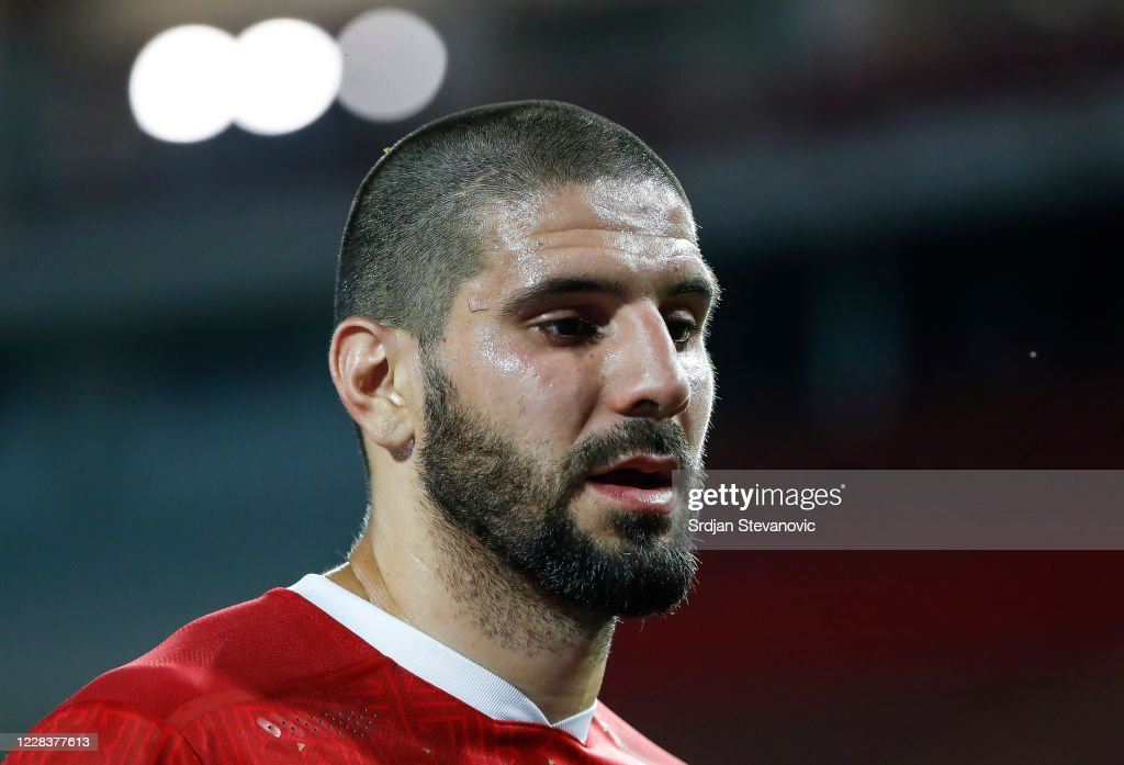 Serbia v Turkey - UEFA Nations League : News Photo