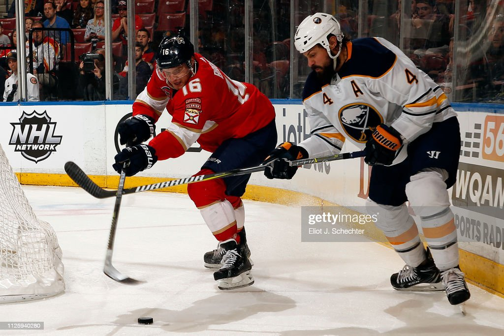 FL: Buffalo Sabres v Florida Panthers