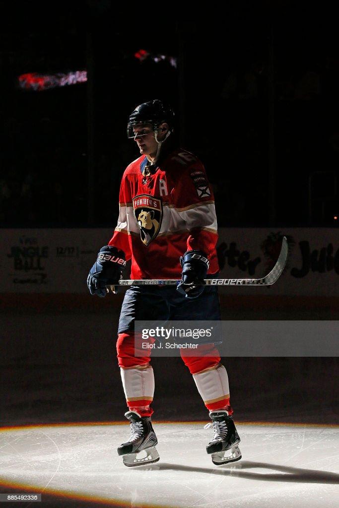 San Jose Sharks v Florida Panthers : News Photo