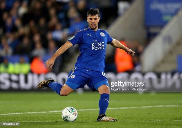 Aleksander Dragovic Leicester City