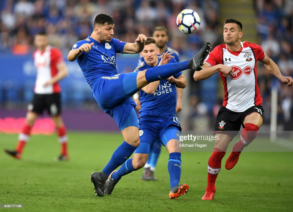 Leicester City v Southampton - Premier League