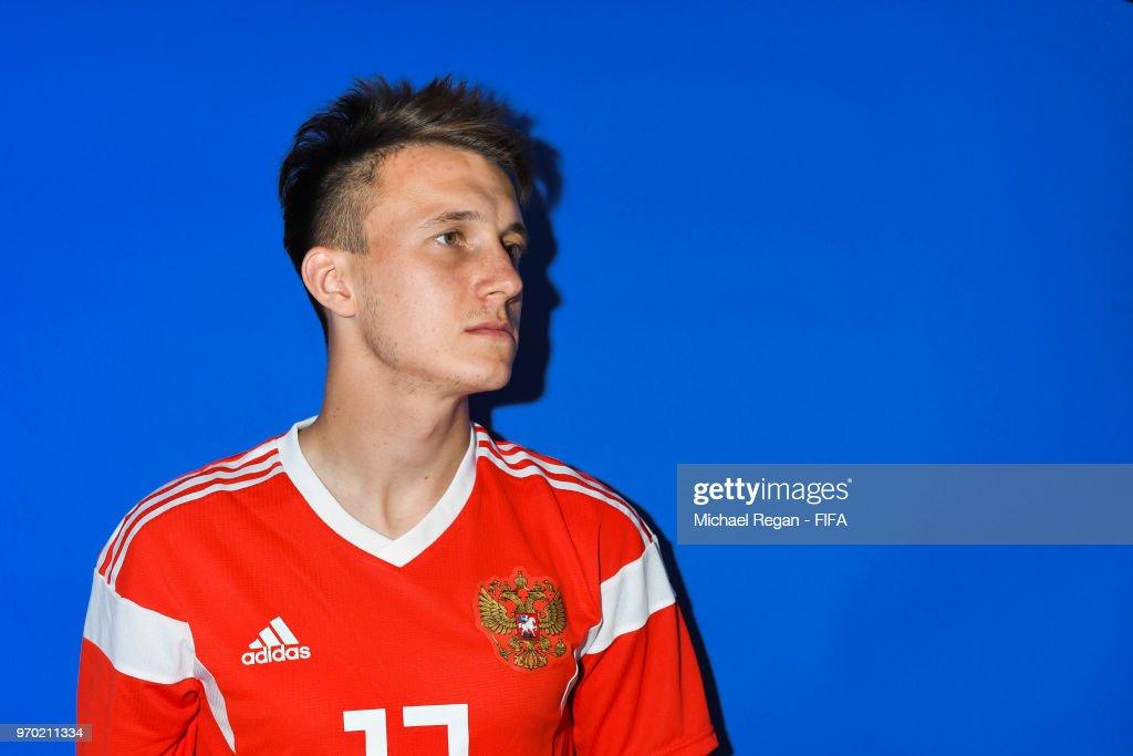 Russia Portraits - 2018 FIFA World Cup Russia : ニュース写真