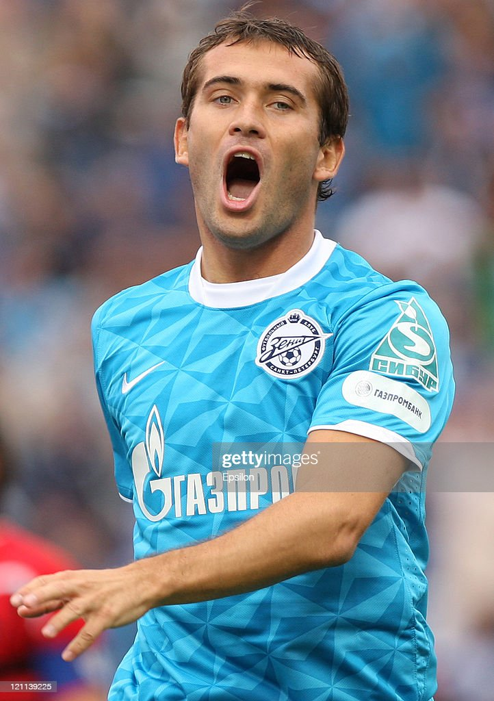 Zenit St Petersburg v FK Amkar Perm - Premier League
