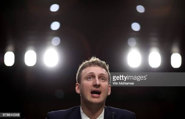 Aleksandr Kogan, the developer of the app that allowed Cambridge Analytica to collect personal details of 80 million Facebook users, testifies before...