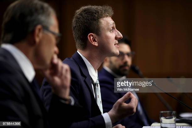 Aleksandr Kogan , the developer of the app that allowed Cambridge Analytica to collect personal details of 80 million Facebook users, testifies...