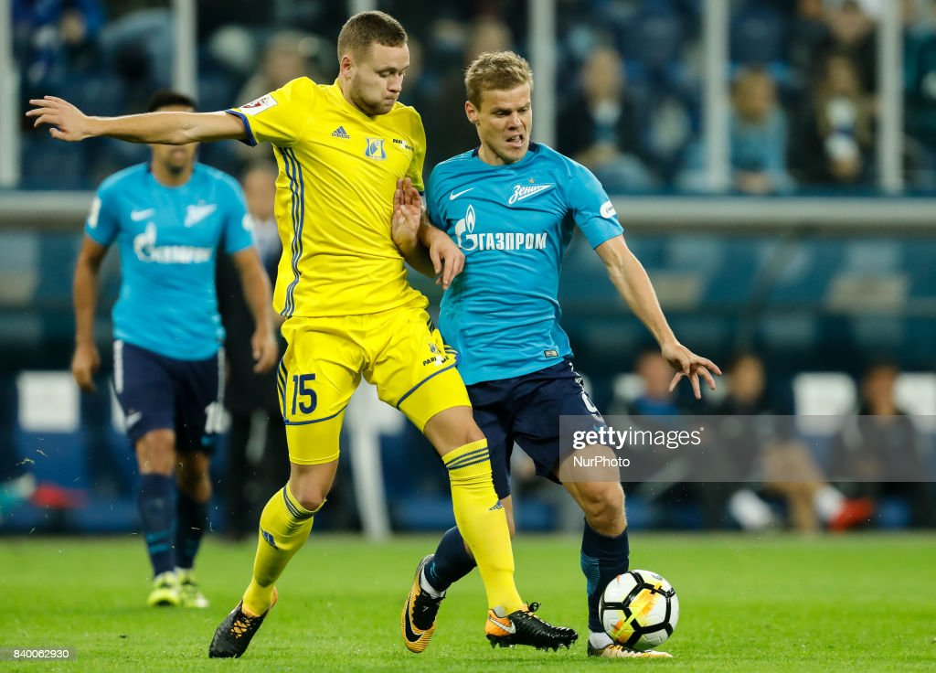 Zenit Saint Petersburg v Rostov - Russian Football Premier League