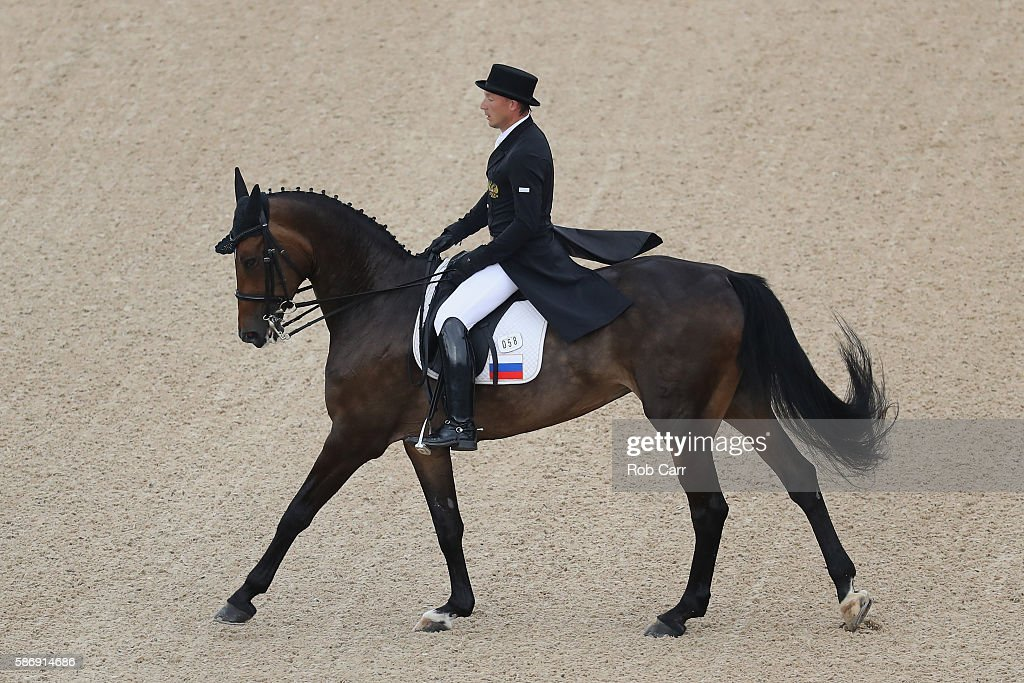 Equestrian - Olympics: Day 2 : ニュース写真