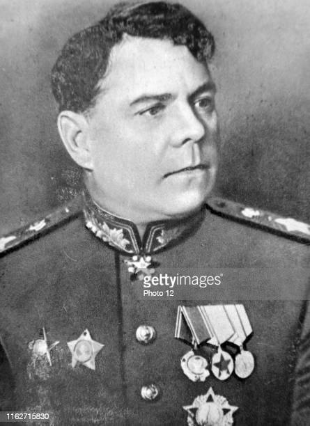 Aleksandr Mikhailovich Vasilevsky was a Russian career officer in the Red Army who was promoted to the rank of Marshal of the Soviet Union in 1943....
