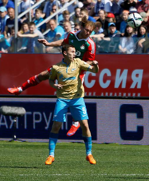 FC Zenit Saint Petersburg v FC Lokomotiv Moscow - Russian Premier League 3471ad818f692