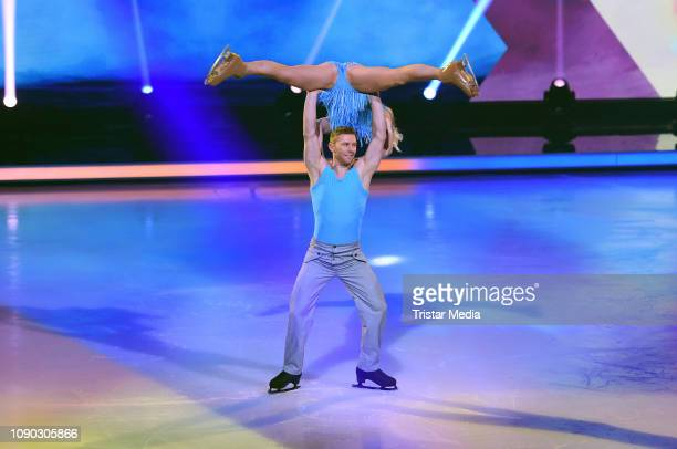 dancing on ice 2019 deutschland