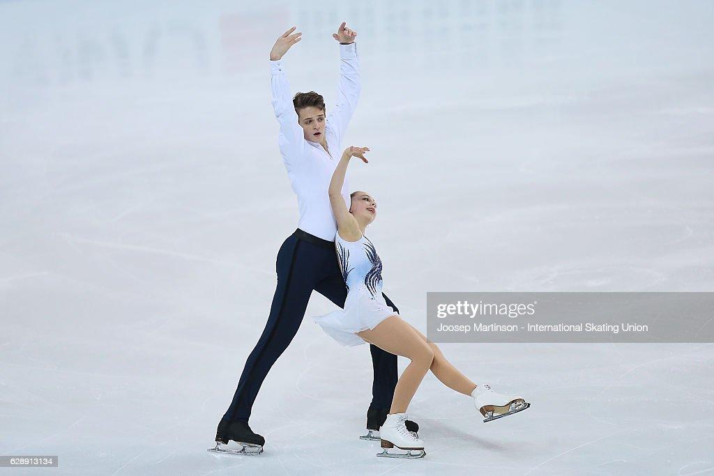 ISU Junior & Senior Grand Prix of Figure Skating Final - Marseille Day 3 : News Photo