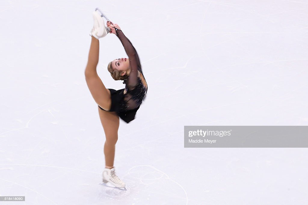 ISU World Figure Skating Championships 2016 - Day 4 : News Photo