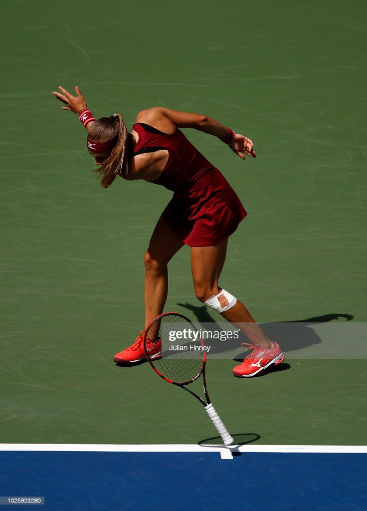 2018 US Open - Day 6 : News Photo