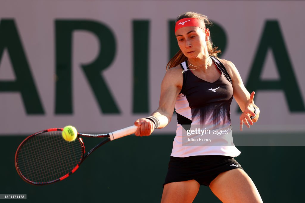 2021 French Open - Day Three : News Photo