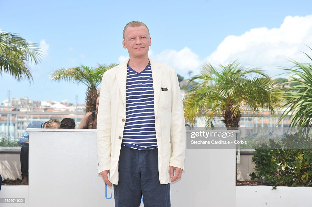 Aleksey Serebryakov attends the 'Leviathan' photocall during the 67th Cannes Film Festival