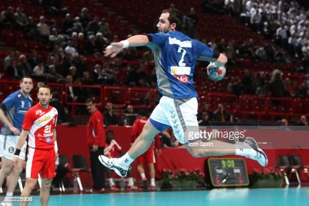 Alem TOSKIC Tunisie / Serbie Finale du challenge Marrane 2009 Bercy