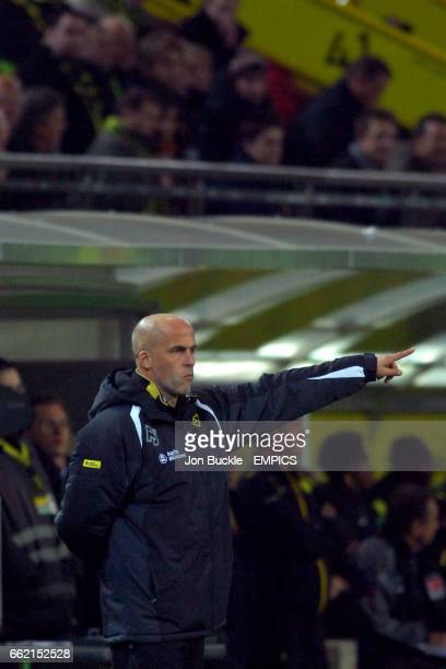 Alemania Aachen's manager Michael Frontzeck