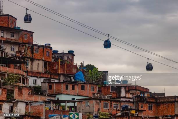 Alemão Slum, Penha Church, Rio de Janeiro, Brazil